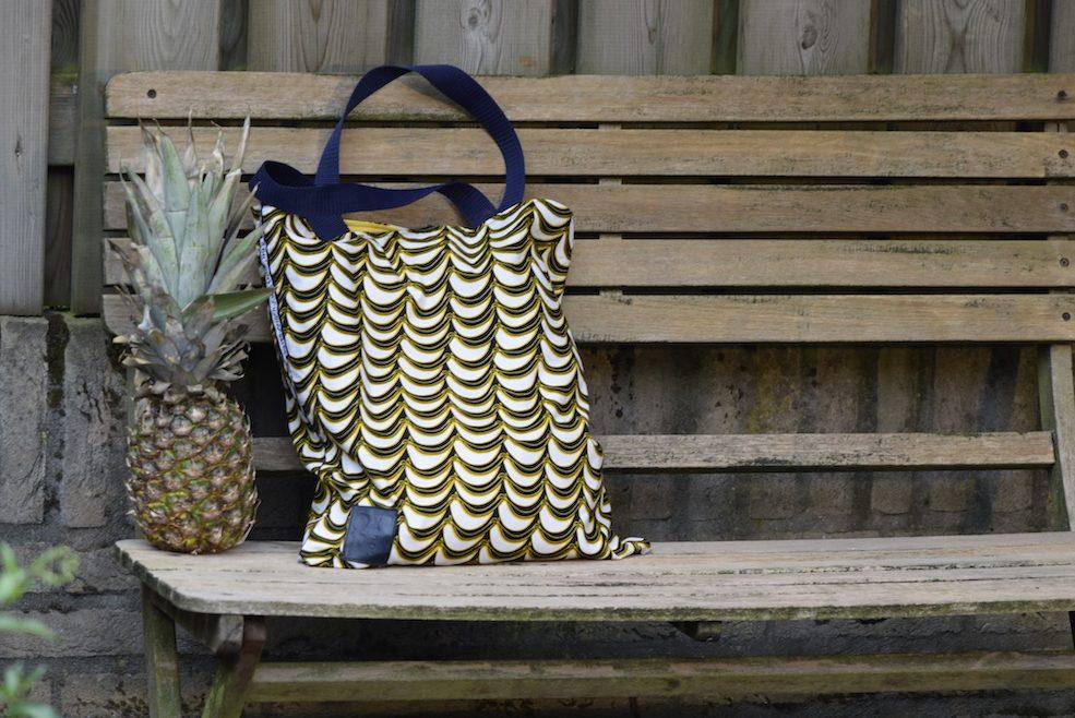 Kleurrijke accessoires van Yebba Styling