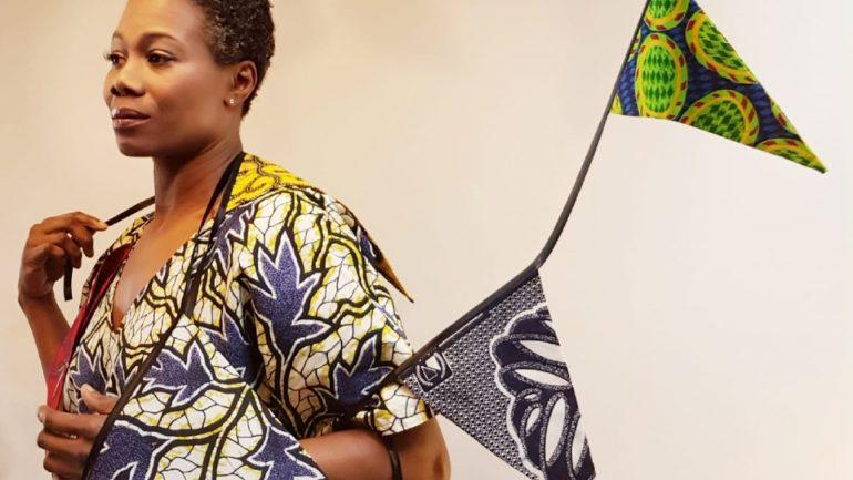 African wax vlaggenlijn collectie Yebba Styling